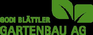 Godi Blättler Gartenbau AG Logo